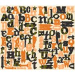Making Memories - Spellbound Halloween Collection - Chipboard Alphabet Stickers, CLEARANCE