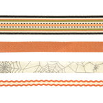 Making Memories - Spellbound Halloween Collection - Ribbon Trims, CLEARANCE