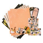 Making Memories - Spellbound Halloween Collection - 12 x 12 Page Kit, CLEARANCE