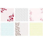 Making Memories - Slice 12 x 12 Paper Multipack - Acetate Mix Pattern