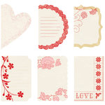 Making Memories - Love Notes Collection - Journaling Book, CLEARANCE