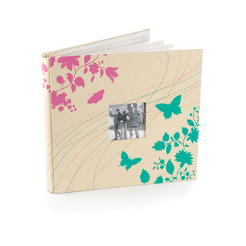 Making Memories - Just Chillin Girl Collection - 12 x 12 Album