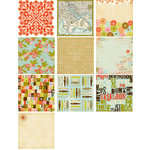 Making Memories - Great Escape Collection - 8 x 8 Specialty Paper Pack