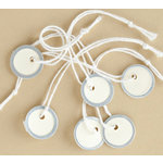 Making Memories - Vintage Findings Collection - Mini Circle Tags , CLEARANCE