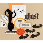Making Memories - Vintage Findings Collection - Mini Kits - Halloween