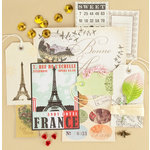 Making Memories - Vintage Findings Collection - Medium Kits - Bienvenue