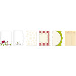 Making Memories - Mistletoe Collection - Christmas - Acetate Journaling Book, CLEARANCE