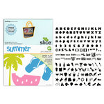 Making Memories - Slice Design Card - Summer
