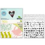 Making Memories - Slice Design Card - Nursery Rhymes