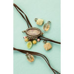 Making Memories - Vintage Groove Collection - Jewelry Kit - Dreams