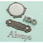 Making Memories - Eclectic Metal Signs - Wedding, CLEARANCE
