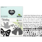 Making Memories - Slice Design Card - Wedding