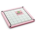 Making Memories - Slice Hands Free Mat - 6 x 6 - Pink