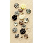 Making Memories - Paper Reverie Collection - Baubles - Noir