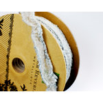 Making Memories - Paper Reverie Collection - Sheer Ribbon Spool - Metallique - 25 Yards