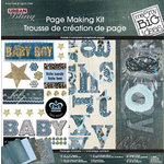 Me and My Big Ideas - Urban Bling - Page Making Kit - Baby Boy