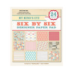 My Mind's Eye - 6 x 6 Paper Pad - Quilting Bee