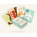 My Mind's Eye - Alphabet Soup Collection - Playing Cards - Boy, CLEARANCE