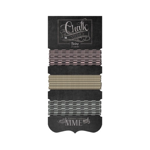 My Mind's Eye - Chalk Studio Collection - Twine