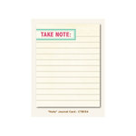 My Mind's Eye - Collectable Collection - Memorable - Journal Card - Note