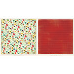My Mind's Eye - Collectable Collection - Remarkable - 12 x 12 Double Sided Paper - Grace
