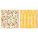 My Mind's Eye - Collectable Collection - Unforgettable - 12 x 12 Double Sided Paper - Remember