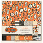 My Mind's Eye - Frightful Collection - Halloween - 12 x 12 Paper Kit