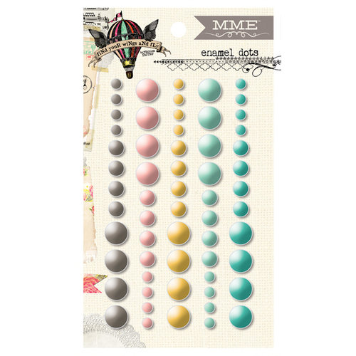 My Mind's Eye - Sky's the Limit Collection - Enamel Dots