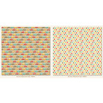 Boy Crazy Collection - 12 x 12 Double Sided Paper - Ready Set Go by My Mind's Eye