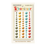 Boy Crazy Collection - Enamel Dots by My Mind's Eye