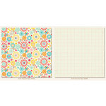 My Girl Collection - 12 x 12 Double Sided Paper - Fancy Free by My Mind's Eye