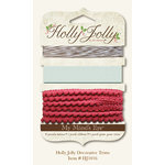 My Mind's Eye - Holly Jolly Collection - Decorative Trims, CLEARANCE