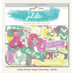 My Mind's Eye - Jubilee Collection - Sherbet - Mixed Bag - Happy