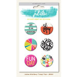 My Mind's Eye - Jubilee Collection - Wild Berry - Flair Pins - Today