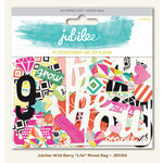 My Mind's Eye - Jubilee Collection - Wild Berry - Mixed Bag - Life