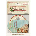 My Mind's Eye - Joyous Collection - Christmas - Decorative Tags