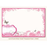 My Mind's Eye - Lost and Found 2 Collection - Blush - Transparent Frame - Sweet