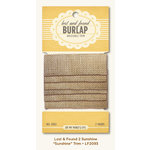 My Mind's Eye - Lost and Found 2 Collection - Sunshine - Trim - Sunshine - Burlap