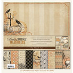 My Mind's Eye - Lost and Found Collection - Halloween - 12 x 12 Paper Kit
