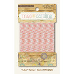My Mind's Eye - Miss Caroline Collection - Howdy Doody - Twine - Like