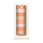 My Mind's Eye - Decorative Tapes - Pink and Orange