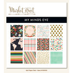 My Mind's Eye - Market Street Collection - Ashbury Heights - 6 x 6 Paper Pad