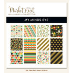My Mind's Eye - Market Street Collection - Nob Hill - 6 x 6 Paper Pad