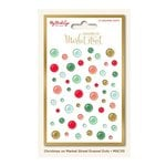 My Mind's Eye - Christmas on Market Street Collection - Enamel Dots