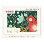 My Mind's Eye - Christmas on Market Street Collection - Card Set