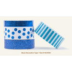 My Mind's Eye - Necessities Collection - Blues - Decorative Tape