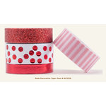 My Mind's Eye - Necessities Collection - Reds - Decorative Tape