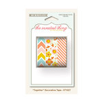 My Mind's Eye - The Sweetest Thing Collection - Tangerine - Decorative Tape - Together