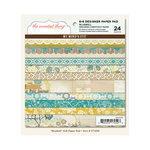 My Mind's Eye - The Sweetest Thing Collection - Bluebell - 6 x 6 Paper Pad