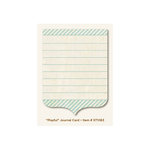 My Mind's Eye - The Sweetest Thing Collection - Bluebell - Journal Card - Playful